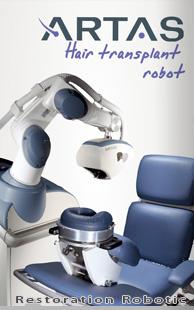 植髮機器人